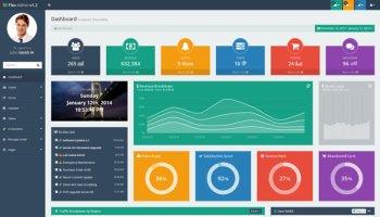 Flex Admin - Responsive Admin Template