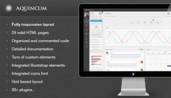 Aquincum- Premium Template