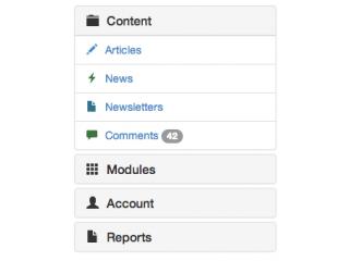 Bootstrap 3 menu - ead4