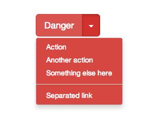 Bootstrap Button Dropdowns
