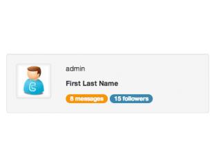 Social Network Profile