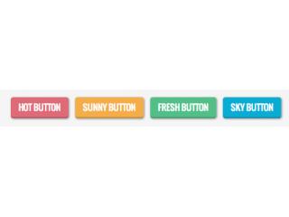Bootstrap 3D buttons
