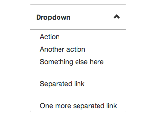 Fancy Dropdowns