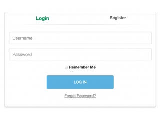 php login templates free download - bootstrap tabs code examples